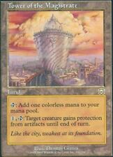 MTG magic cards 1x x1 Light Play, English Tower of the Magistrate Mercadian Masq