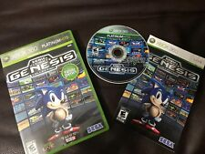 Sonic's Ultimate Genesis Collection (Microsoft Xbox 360, 2009) complete