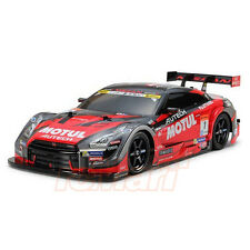 Tamiya Motul Autech GTR Nissan Skyline R35 190mm Clear Body Parts RC Cars #51584