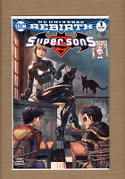 Super Sons #1 Tyler Kirkham Variant  Catwoman Limited 3000 DC Comic NM