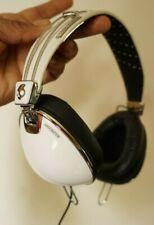 SKULLCANDY ROC NATION AVIATOR WHITE HEADPHONES