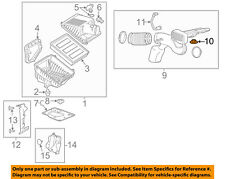 GM OEM ENGINE-Air Cleaner Assembly Insulator 84163457
