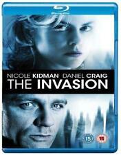 THE INVASION (Nicole Kidman, Daniel Craig) Blu-ray Disc