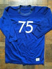 Vintage Champion durene football jersey, medium, 1950s?