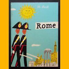 ROME Miroslav Sasek EO 1960