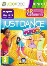 JUST DANCE KIDS KINECT XBOX 360