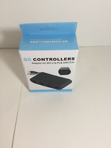 GC Controllers Adapter for WII U & PC & Switch