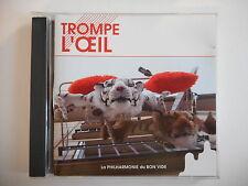 TROMPE L'OEIL (IVAN GRUSELLE ET LA PHILARMONIE DU BON VIDE) | CD ALBUM PORT 0€