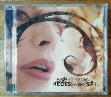 Deborah Harry Necessary Evil CD Album Blondie