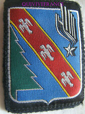 IN8938 - insigne tissu PATCH 4° BRIGADE AEROMOBILE
