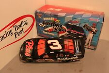 1998 Dale Earnhardt Goodwrench Plus Daytona 500 Win 1/24 Action NASCAR Diecast