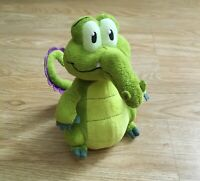 "7"" Swampy the Alligator Green Stuffed Plush Doll Disney Wheres My Water Movie"