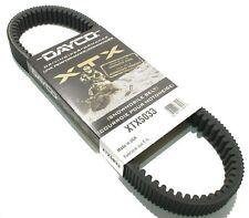 Yamaha Apex LTX & LTX GT, 2008-2010, Dayco XTX5033 Xtreme Torque Drive Belt