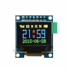 "0.95"" Inch SPI OLED Display Module Full Color 65K Color SSD1331 7 Pin ASS"