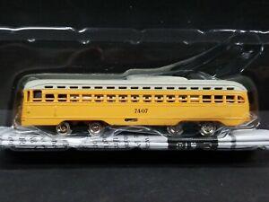 N Scale Bachmann 62989 Steam Locomotive PCC Trolley
