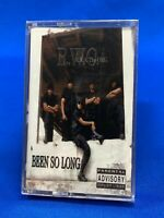 R.W.O. ‎– Been So Long | Cassette Tape 1998 Explicit Gangsta TEXAS Rap [SEALED]
