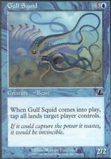 4x MTG: Gulf Squid - Blue Common - Prophecy - PCY - Magic Card