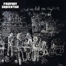 Fairport Convention-What we did on our Holiday (Remastered) CD POP NUOVO