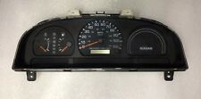 1998 1999 Nissan Frontier AT No TACH Gauge Cluster Speedometer Rebuilt Warranty
