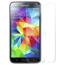For Samsung Galaxy S5 Sm-G900P Premium Tempered Glass Screen Protector Dustproof