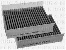 BFC1122 Borg & Beck CABINA filtro antipolline si adatta ALFA 147,156, CROSSWAGON Q4, GT