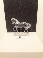 Swarovski - Cavallo 221609 Swarovski - Arabian Stallon Swarovsky Silver Crystal
