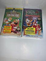 walt disney limited edition VHS-1997 Sealed
