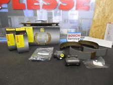 Original Bosch Bremsbackensatz Bremsanlage Hinten für Renault CLIO I Twingo I