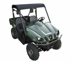 Polaris RZR 170 Black Roll Cage, Roof Top, Mesh Doors,for a 2 Seater, Used
