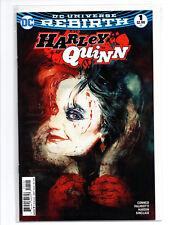 HARLEY QUINN DC REBIRTH SERIES ISSUES 1-21 NM+ VF+ READ ONCE BATMAN THE JOKER DC