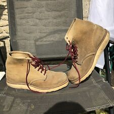 Red Wing Shoes Boots - Suede UK7/ 7.5 Used