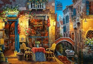 New 3000 Pieces  pc Puzzle jigsaw Castorland Our Special Place in Venice C-30426