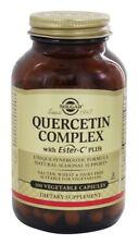 Solgar Quercetin Complex, with Ester-C Plus, 100 Vegetable Capsules