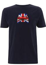 Mini Cooper s t shirt Classic car show Mini best of Britain Union Jack 1275cc
