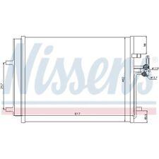 1 Condenseur, climatisation NISSENS 940043 convient à FORD