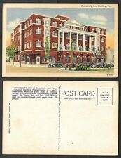 Old Pennsylvania Hotel Postcard - Hershey - Community Inn