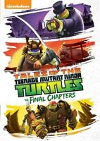 Tales Of The Teenage Mutant Ninja Turtles: The Final Chapters [New DVD] 2 Pack