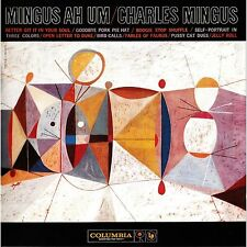 CHARLES MINGUS Mingus Ah Um COLUMBIA RECORDS Sealed 180 Gram Vinyl Record LP