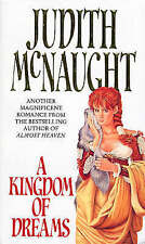 A Kingdom of Dreams, McNaught, Judith Paperback Book
