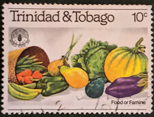 Stamp Trinidad and Tobago 1981 10c World Food Day Used