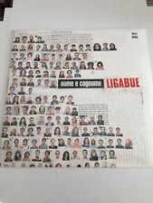 LIGABUE NOME E COGNOME VINILE ROSSO  LP ORIGINALE SIGILLATO LIMITATO