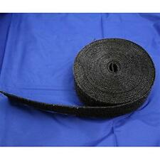 "1"" x 50' Black Ceramic Cloth Exhaust Wrap for Harley"