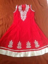 Girls Indian Dress Suit Size(34)