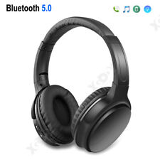 Wireless Headphones Foldable Bluetooth V5.0 Headsets For iPhone Samsung HTC