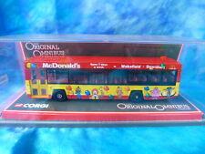 Voiture Corgi - The original omnibus company - Mc Donad's - Leyland Lynx MKI