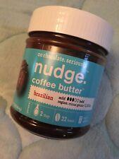 Nudge Coffee Butter Spread (Nutella) Shelf Stable Pantry Caffeine Breakfast