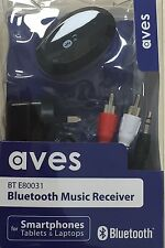 AVES stereo Bluetooth Musica Ricevitore Per Mobile/Tablet/Portatile/iPad | e80031 BT
