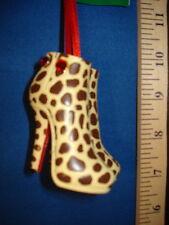 High Heel Ornament Giraffe High Heels 0823G  14