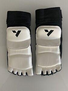Taekwondo Kickboxing Vizion Foot Protector 4S