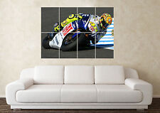 Grand Valentino Rossi Superbike Moto mur Poster Art Image Print